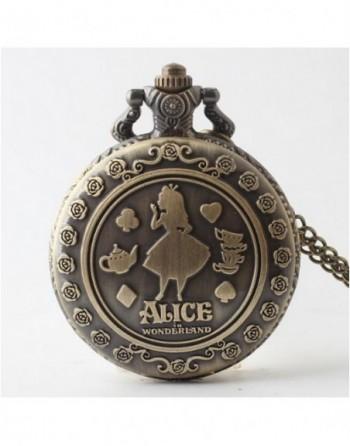 Colgante Reloj de Alicia en...
