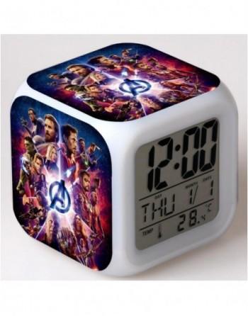 Reloj despertador de LOS...