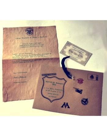 Pack BASICO MODELO 2: Carta...