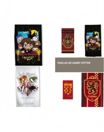 Toallas de Harry Potter