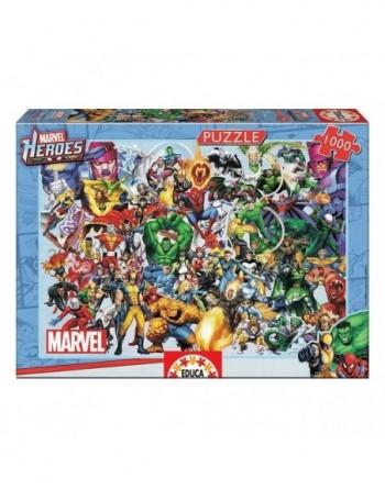 PUZZLE MARVEL HEROES EDUCA...