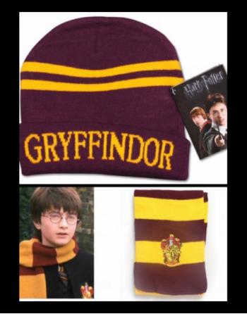 Pack Harry Potter Gryffindor