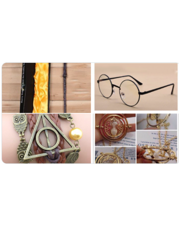 Pack Harry Potter especial...