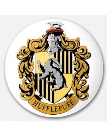 Chapa de la Casa Hufflepuff